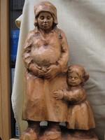 mamma ( archivio Lo Gnalèi - foto: Bruno Domaine )