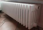 radiateur ( archives Lo Gnalèi - photo : Bruno Domaine )