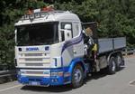 camion ( archivio Lo Gnalèi - foto: Bruno Domaine )