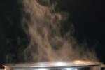 vapeur ( archives Lo Gnalèi - photo : Bruno Domaine )